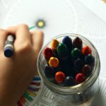 Summertime organizing tips to keep the kids entertained